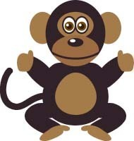 animal clipart monkey.jpg